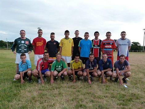 rentrée foot 2013