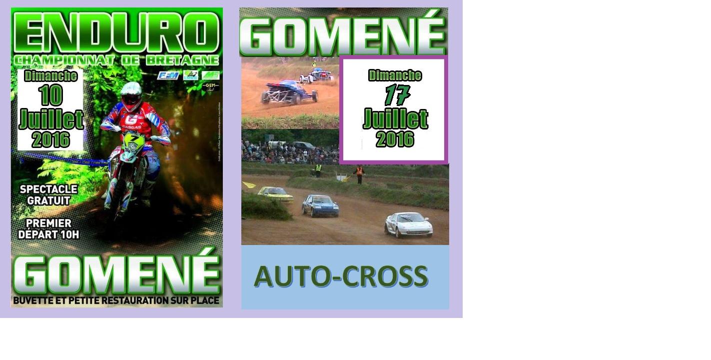 Enduro Auto-cross